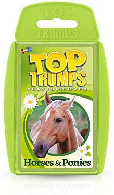 Cats Top Trumps Card Game