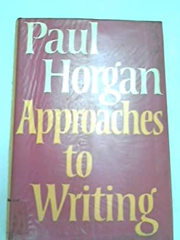 Approaches to Writing 0374511586 Book Cover