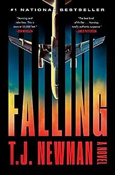 Falling: A Novel by [T. J. Newman]