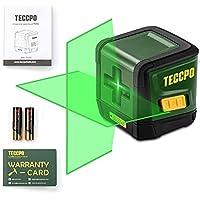 Teccpo 50 Ft Green Line Level Laser