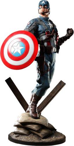 Captain America Premium Format Figure From Sideshow