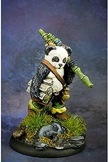 Sad Panda No. 4 Mage Miniature Critter Kingdoms Dark Sword Miniatures