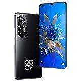 Smartphone, nova8 Pro, Qualcomm Snapdragon 888, reconocimiento Facial 6,8 Pulgadas 11 núcleos HD + 2280 * 3200, 5G, 8GB + 128GB 24MP + 48MP, batería de 6500mAh, Android 11