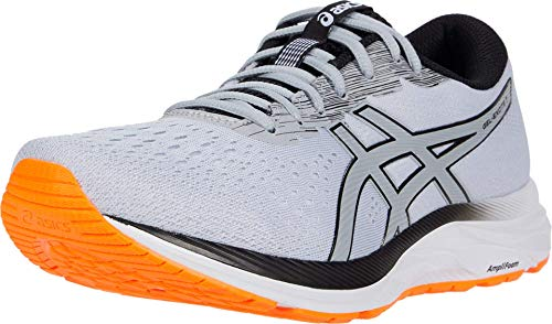 ASICS Men#039s GelExcite 7 4E Running Shoes 13XW Piedmont Grey/Black