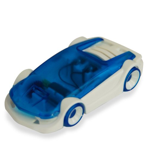 Carburant des voitures cellulaires auto pistes s'appuient sur l'eau salée