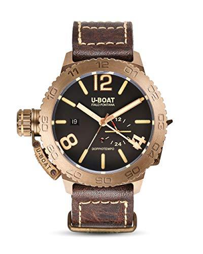 Reloj Automático U-Boat Classico Doppiotempo,...