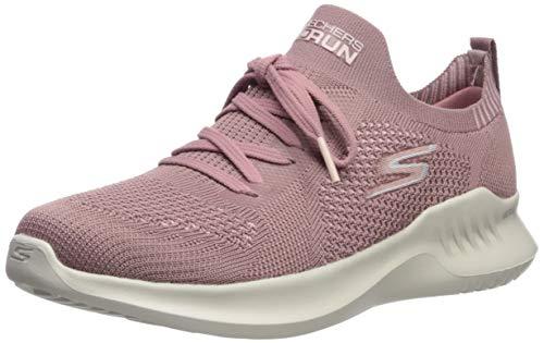 Skechers GO Run MOJO 2.0 Sneaker, Mauve, 8 M US