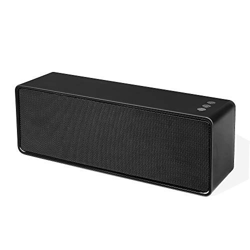 Bluetooth Lautsprecher Wasserdicht, Portable Bluetooth 5.0 Speaker, 6500mAh Akku, 30 Stunden Spielzeit 10W Dual-Treiber Outdoor Tragbarer Lautsprecher. Kreativer Gekritzel Bluetooth Lautsprecher