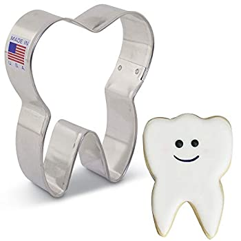 Best tooth cookie cutters Reviews
