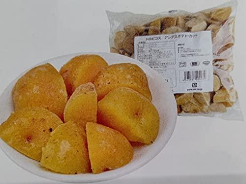 トロピコス アンデス ポテト カット 1kg×12P  業務用 冷凍