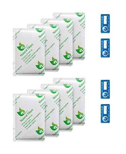 Naturfilter W10346771A Producting Preserver Plus Indikatorstreifen, Ersatzteil kompatibel mit Kitchenaid/Whirlpool-Kühlschränken