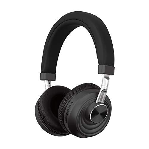 QLMY Active Noise Cancelling hoofdtelefoon headset draadloze Bluetooth headset met microfoon 710 Sten speeltijd comfortabele proteïne-oorkussens reizen werken fitnessruimte