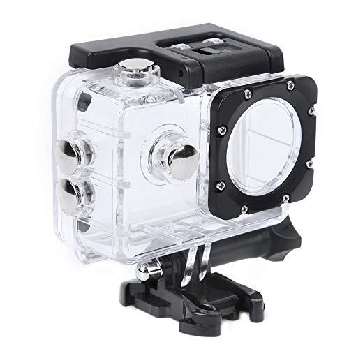 Estuche Impermeable de cámara de acción, Estuche Protector anticaídas de Alta dureza y transmisión de luz para SJCAM SJ6000