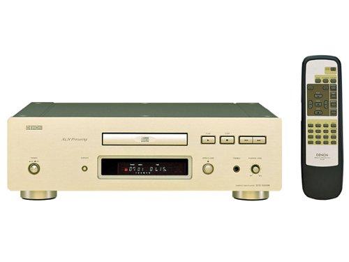 Denon CDプレーヤー ゴールド DCD-1650SR-N