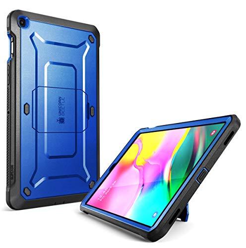 SUPCASE Hülle für Samsung Galaxy Tab S5e 10.5 Zoll 2019 Bumper Case 360 Grad Schutzhülle Robust Cover [Unicorn Beetle PRO] mit integriertem Displayschutz und Ständer (SM-T720 / T725) (Blau)