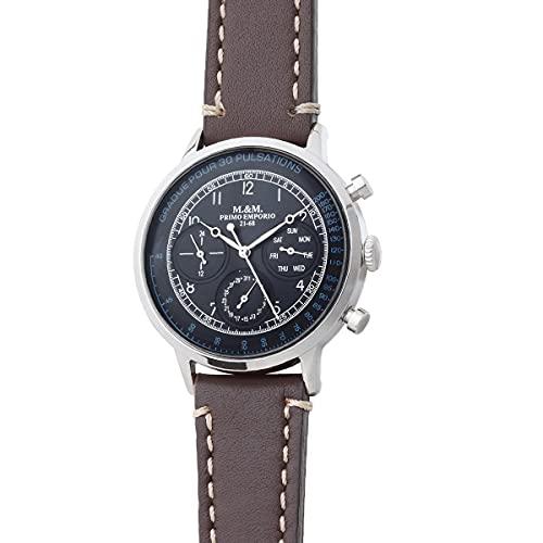 Reloj cronógrafo M&M Primer Emporio Luxury 1022KPN