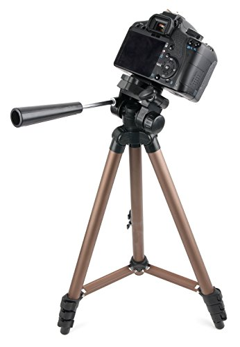 DURAGADGET Extendable Tripod With Adjustable Legs And Spirit Level For Phillips PicoPix Pocket Projector,...