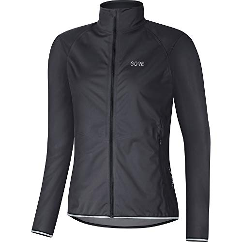 GORE WEAR R3 Windstopper, Giacca Donna, Terra Grey, 34