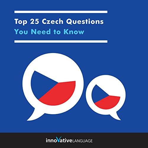 Top 25 Czech Questions You Need to Know cover art