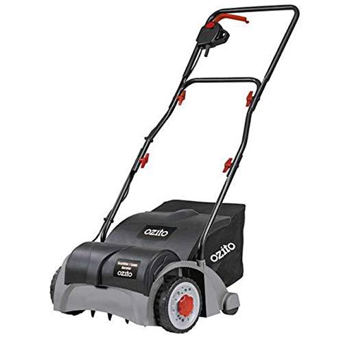 Ozito 1200W Electric 2 in 1 Scarifier Lawn A