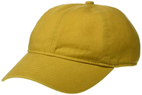 Amazon Essentials Cap Baseball-caps, Gelb, One Size