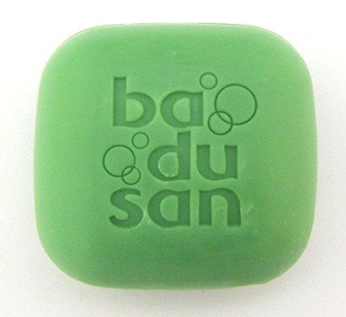 Badusan reine Pflanzenölseife, mit Rosskastanien Extrakt Naturkosmetik, vegan 30g