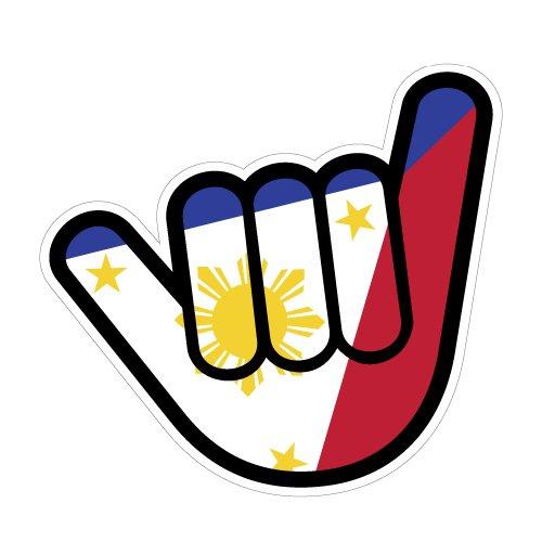 FILIPINO NO WORRIES SHOCKER BOMB JDM Sticker Decal