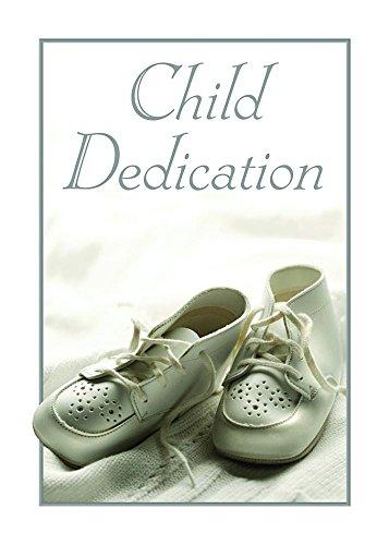 BABY DEDICATION CERTIFICAT 6PK