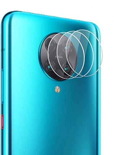 ROVLAK Pellicola Fotocamera per Xiaomi Redmi K30 PRO Vetro Fotocamera [3-Pack] HD Flessibile Anti-Graffio Ultra-Sottile Anti-Impronta Fotocamera Pellicola Protettiva per Xiaomi Redmi K30 PRO