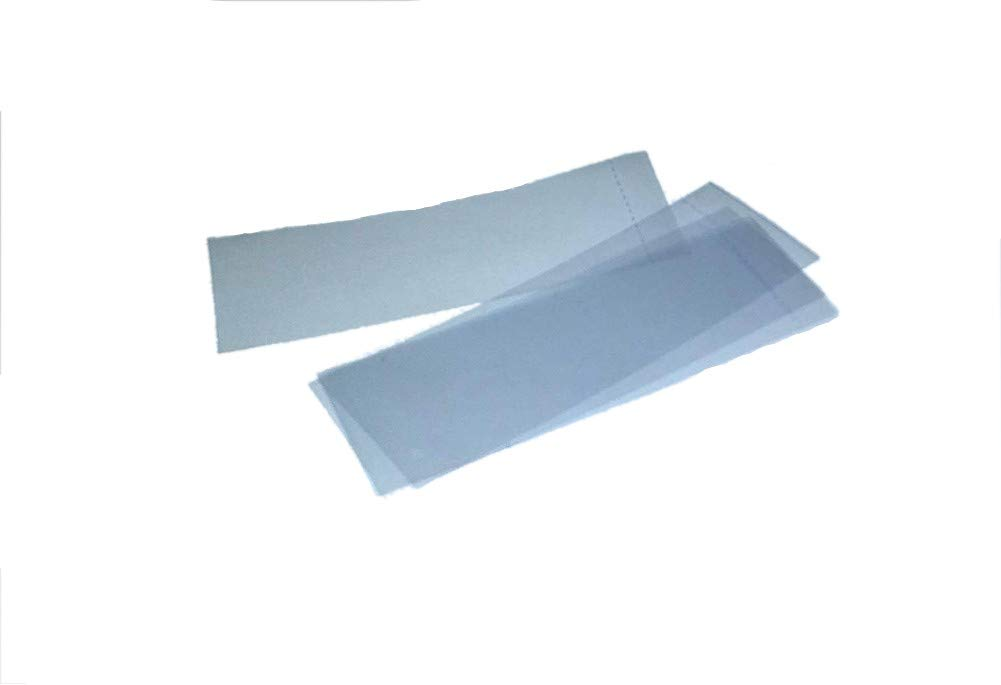 Pack of 100 Shrink Bands - Perforated - 75mm X 28mm - for Bottle