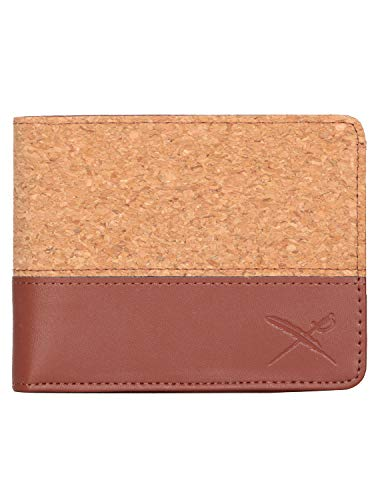 IRIEDAILY Cork On Wallet [cognac]