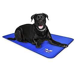 powerful Self-cooling dog mat 35×55 for kennels, boxes and sunbeds