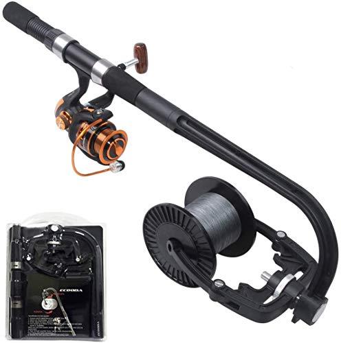 OROOTL Fishing Line Winder Spooler Machine Portable Spinning Reel Spool...