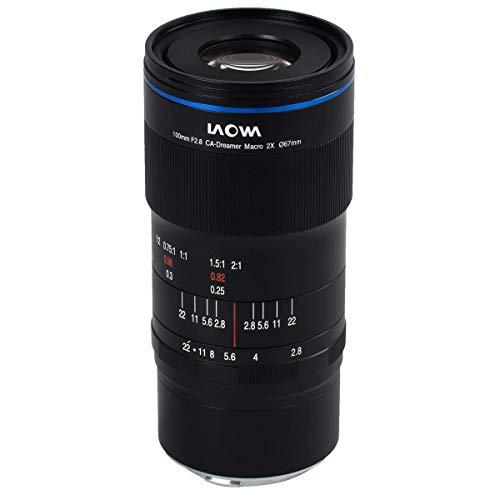 Venus Laowa 100mm F/2.8 2X Ultra Macro APO Lens for Nikon Z