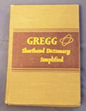 Best gregg shorthand dictionary simplified Reviews