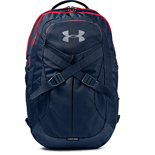 Under Armour Recruit Backpack 2.0, Academy Blue (409)/Steel, One Size Fits All