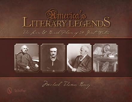 America's Literary Legends