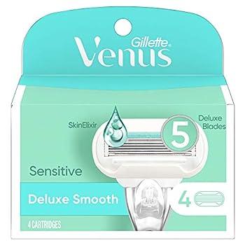 Gillette Venus Extra Smooth Sensitive Women s Razor Blades - 4 Count Refills
