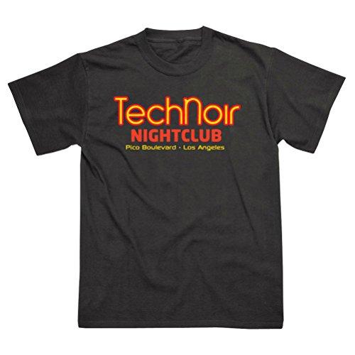 Tech Noir Nightclub T-shirt - The Terminator