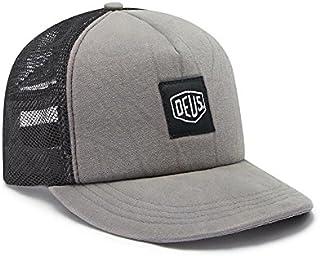DEUS EX MACHINA (デウスエクスマキナ)/メッシュキャップ 帽子 CAP/MAVIS TRUCKER - BLACK/DMP87154/メンズ