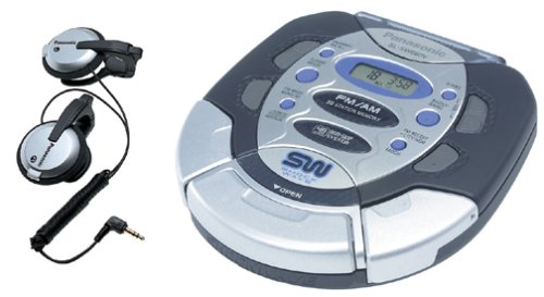 Panasonic SL-SW660V Portable CD Player