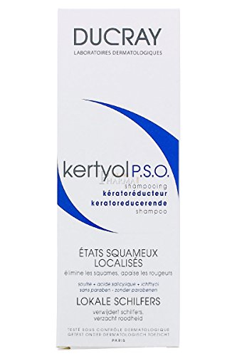 Ducray Kertyol PSO Kerato-reducing Treatment Shampoo 200ml