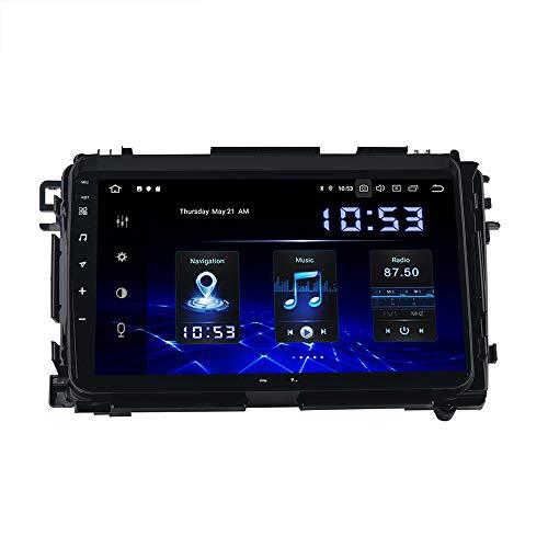 Dasaita Android 10.0 Car Stereo for Honda Vezel HR-V HRV 2014 2015 2016 2017 Gps Navigation Radio with 9 Inch Screen 4G Ram Head Unit