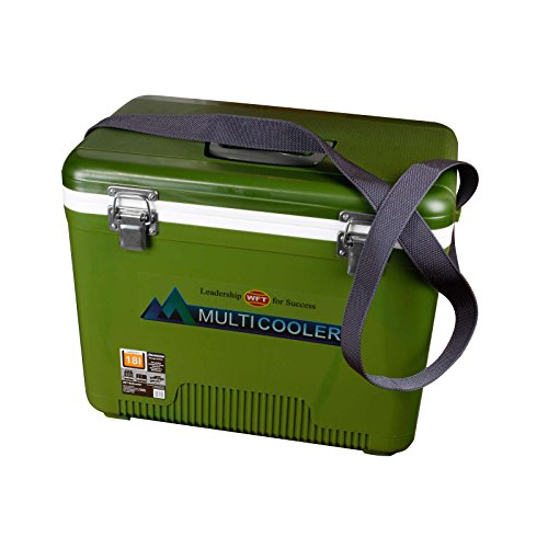 WFT Multicooler 12L green Kühlbox