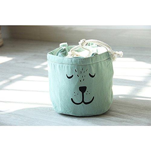JameStyle26 Mini Lunchtasche Thermotasche Kühltasche Lebensmitteltransport Warm & Kalt Kinder Tasche Kindergartentasche (Mint)
