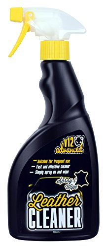 V12 Car Products Leather Cleaner