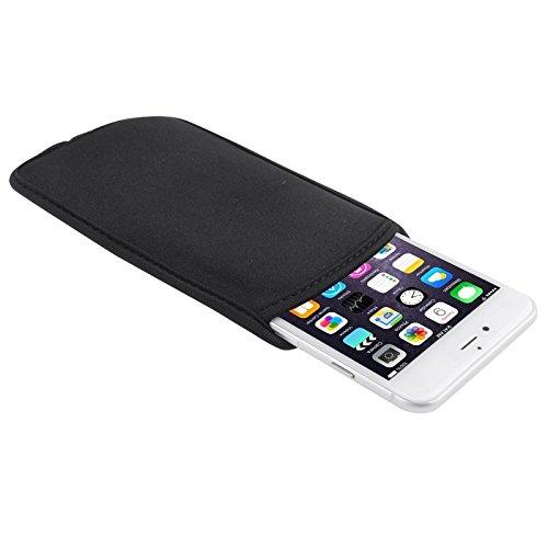 WUXUN-PHONE CASE Anti-Sturz Wasserdichter tragender kratzfester Beutel-Kasten Compatible with iPhone 6 u. 6S Samsung Galaxie SIII / I9300 / S IV / I9500 Größe: 14cm x 7.7cm