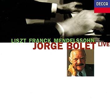 Jorge Bolet Live