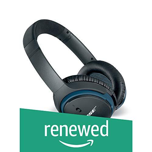 Bose SoundLink around-ear wireless headphones II Black (Renewed)