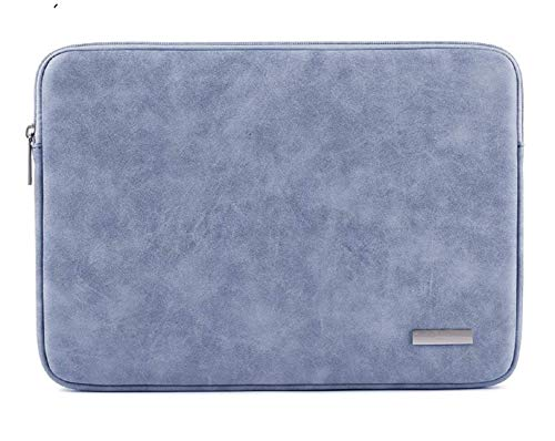 MOCA 13 13.3 inch Bag Sleeve for 13 13.3 inch Apple MacBook Air Pro Retina 13 13.3 inch a1466 a1369 md101 a1278 a1502 MacBook 13 13.3 inch Sleeve Bag Cover (Sky Blue)